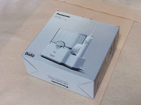 EW-DJ63の外装箱