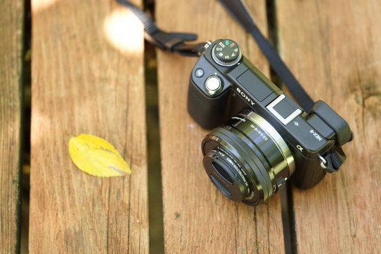 SONY ミラーレスカメラ ソニーNEX-6