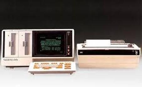 富士通のワープロ機オアシス1990年発売