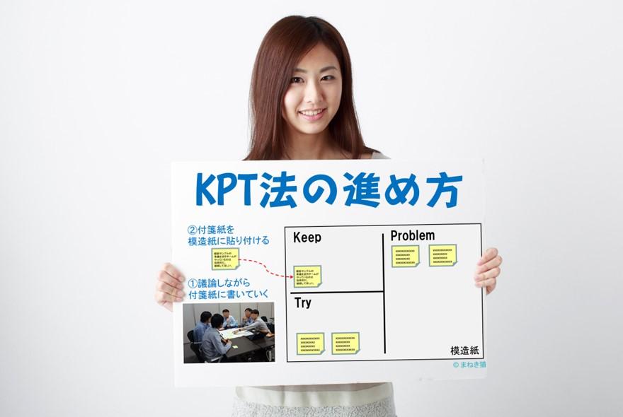 振り返り手法-KPT法の進め方