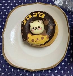 シレトコドーナツ猫