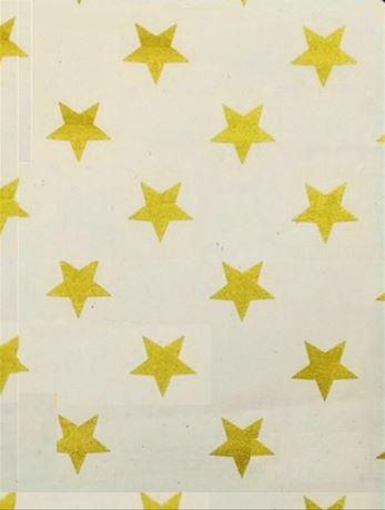 星の柄の布地のJPGファイル