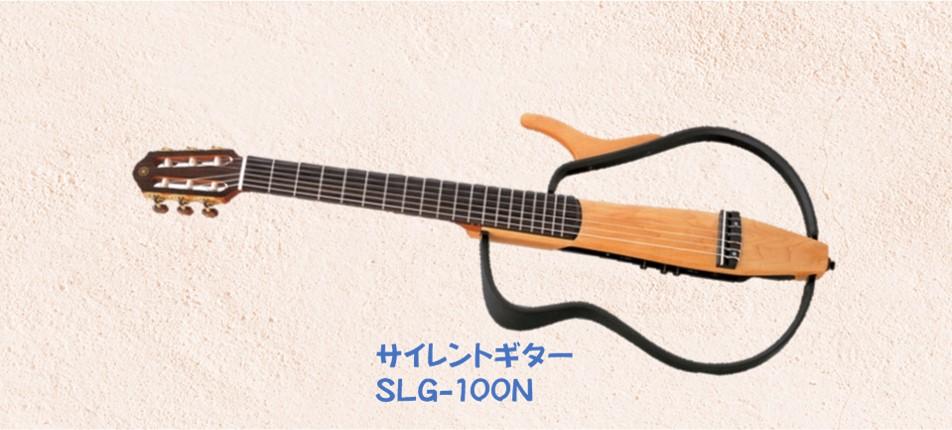 サイレントギターSLG-100Nを買いました