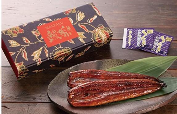 鰻楽のうなぎ蒲焼き6尾セットの内容