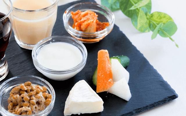 日本と世界で食べられる発酵食品