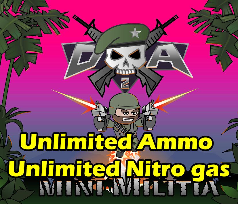 Militia hack army 2 mini doodle apk Mini Militia