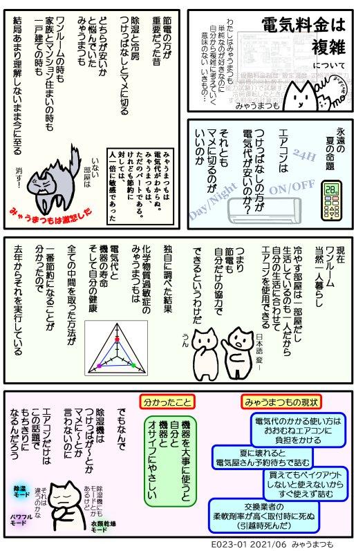 エアコンと節電01