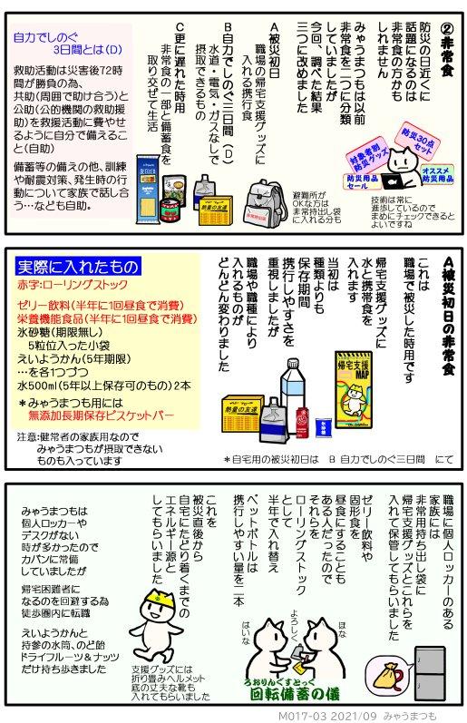 非常食とは M017-03