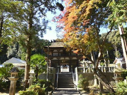 大野神社は嵐ファンの聖地