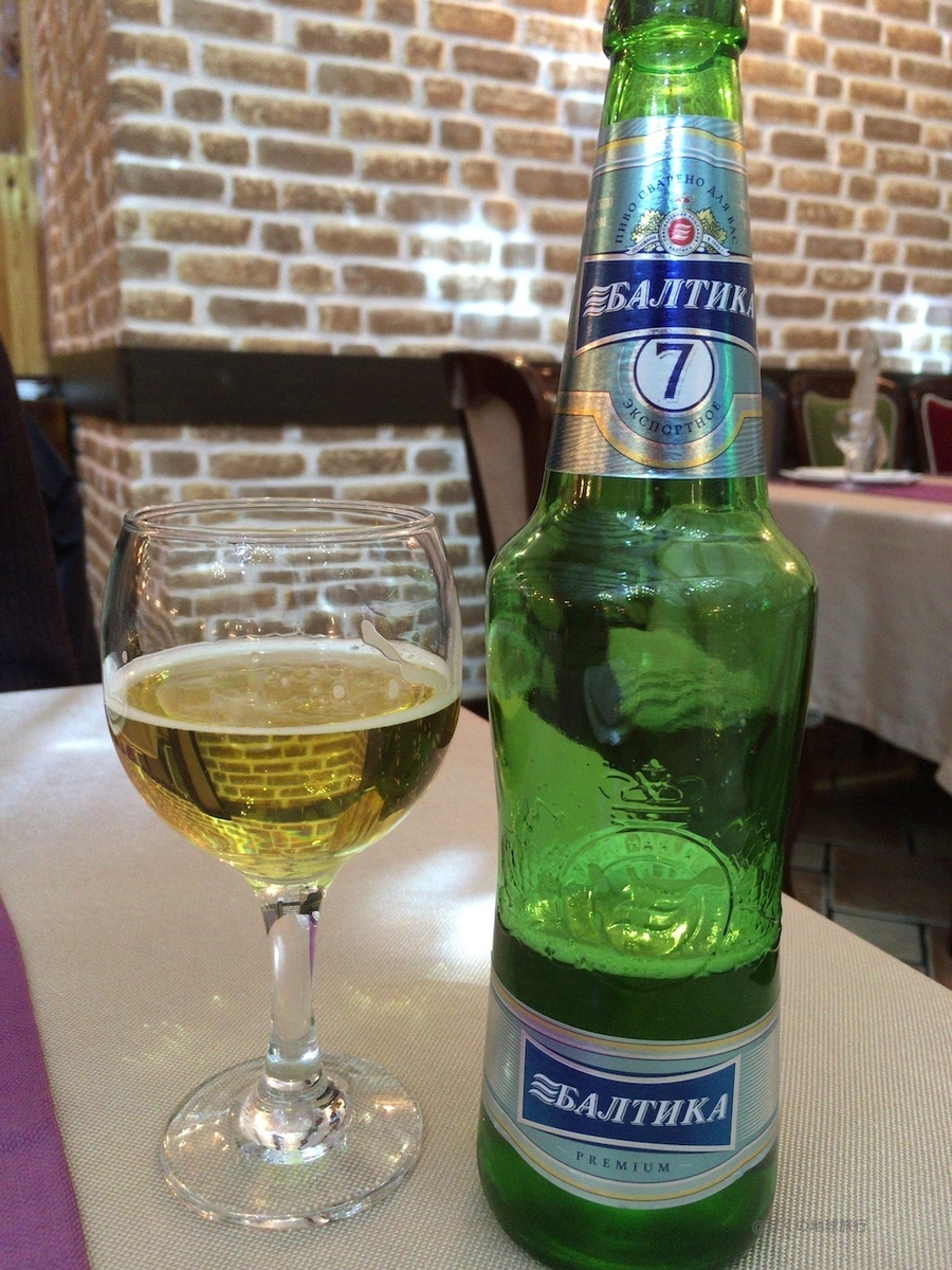 ウズベキスタン サマルカンド 観光 旅行 ウズベキスタンビール