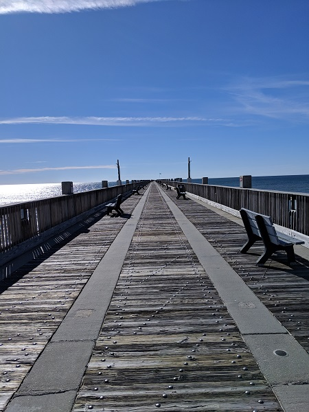 ペンサコーラビーチに行ったよーなっちゃんのにこにこブログ