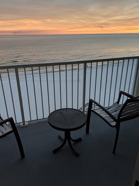 アラバマ州オレンジビーチに行ったよーなっちゃんのにこにこブログ