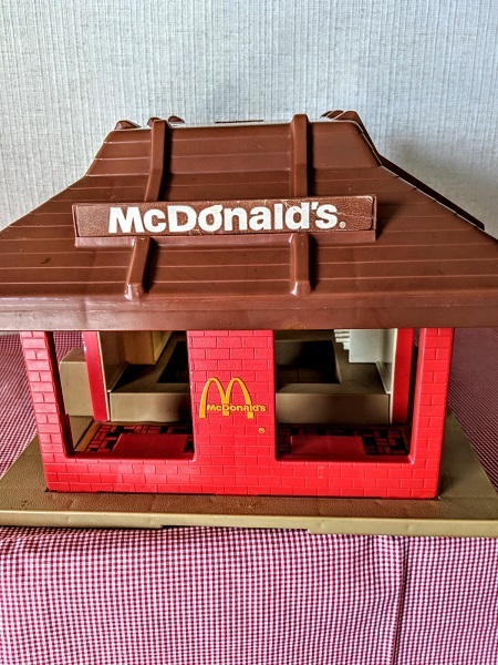 McDonald's Familiar Place 1974年 My Favorite