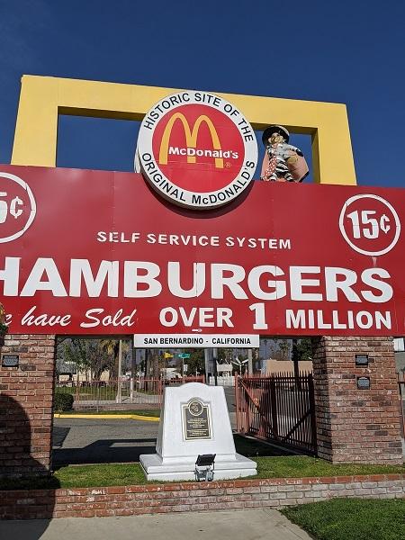 The First McDonald'sRestaurant マクドナルドミュージアム