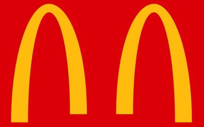 ソーシャルディスタンス McDonald's Socialdistance