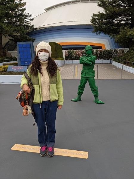 東京ディズニーランド なっちゃんのにこにこブログ