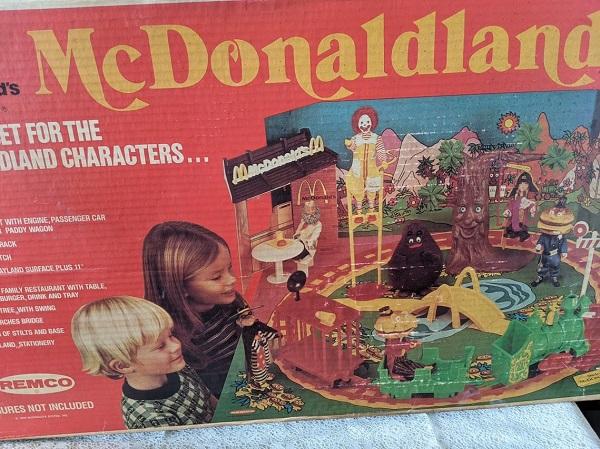 マクドナルドグッズならMy Favorite ジャンクショーに出店します。
