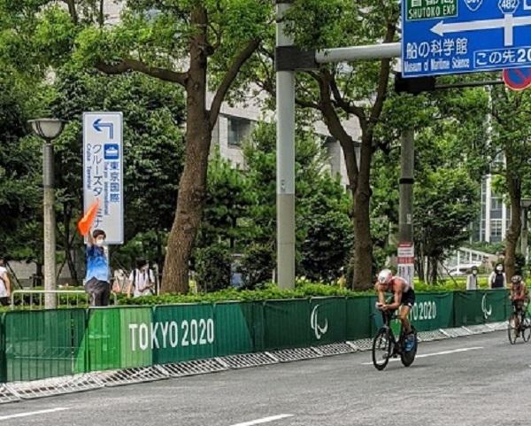 なっちゃんのにこにこブログ 東京パラリンピック
