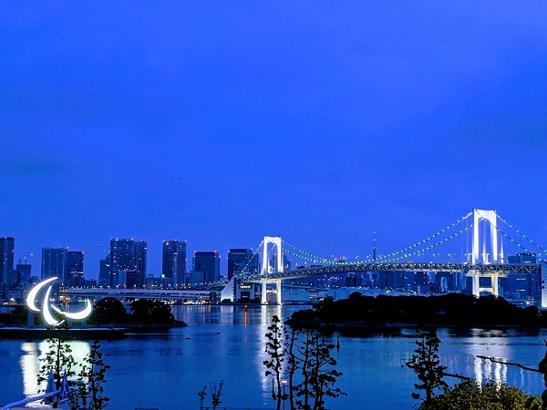 なっちゃんのにこにこブログ 東京オリンピックパラリンピック