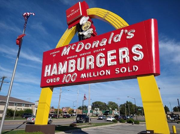 アメリカ買い付けの旅 My Favorite McDonald's