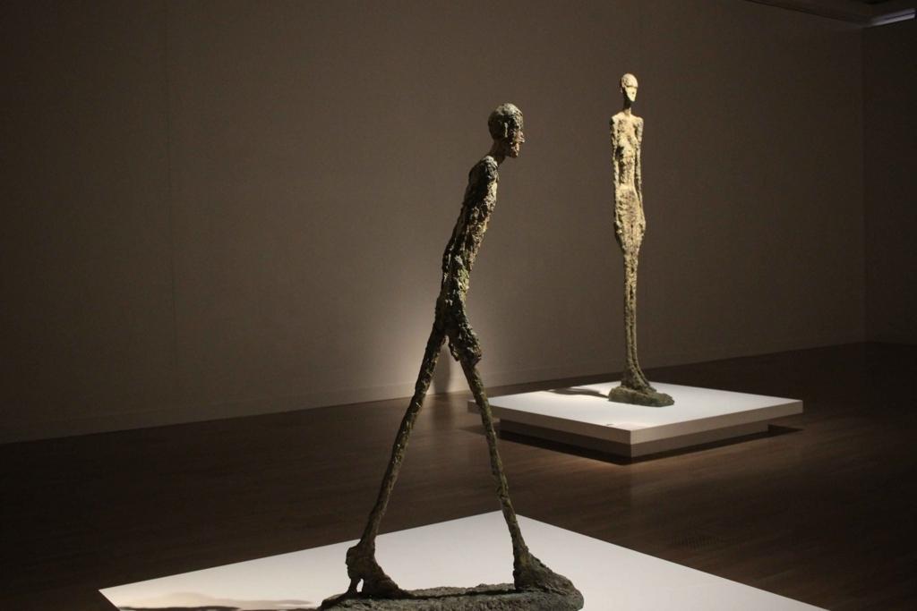 20世紀で最も偉大な彫刻家の一人、ジャコメッティの展示を見て考えた ...