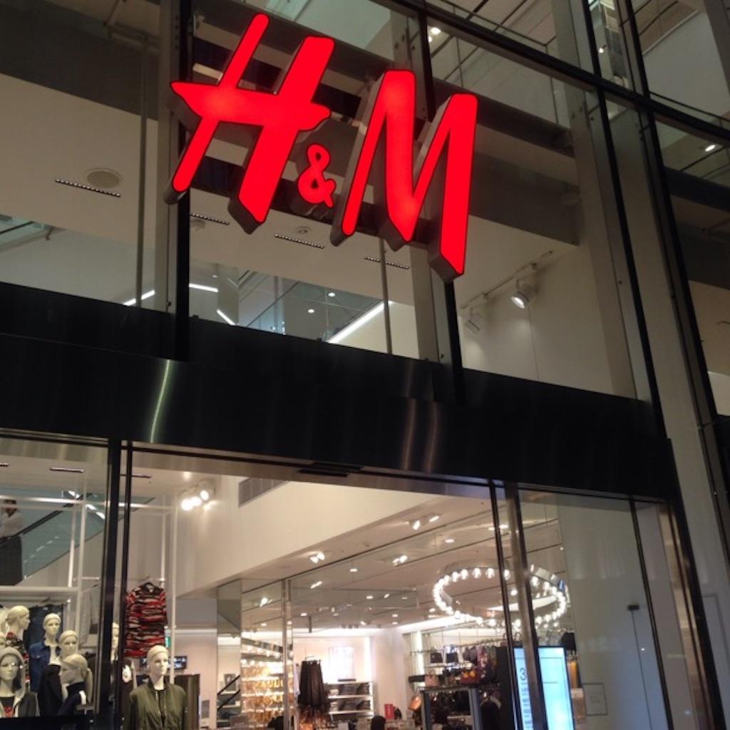 H&M新宿(マタニティ)