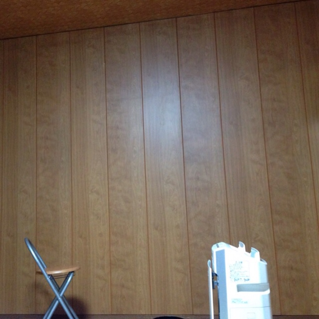 壁紙DIYのBefore