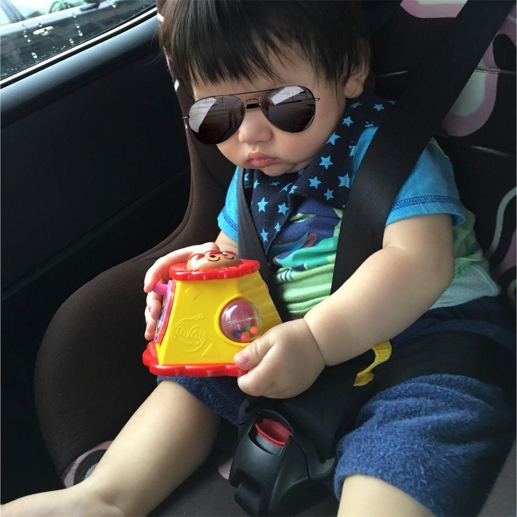 1歳児にオススメのおもちゃアンパンマン よくばりボックスミニ