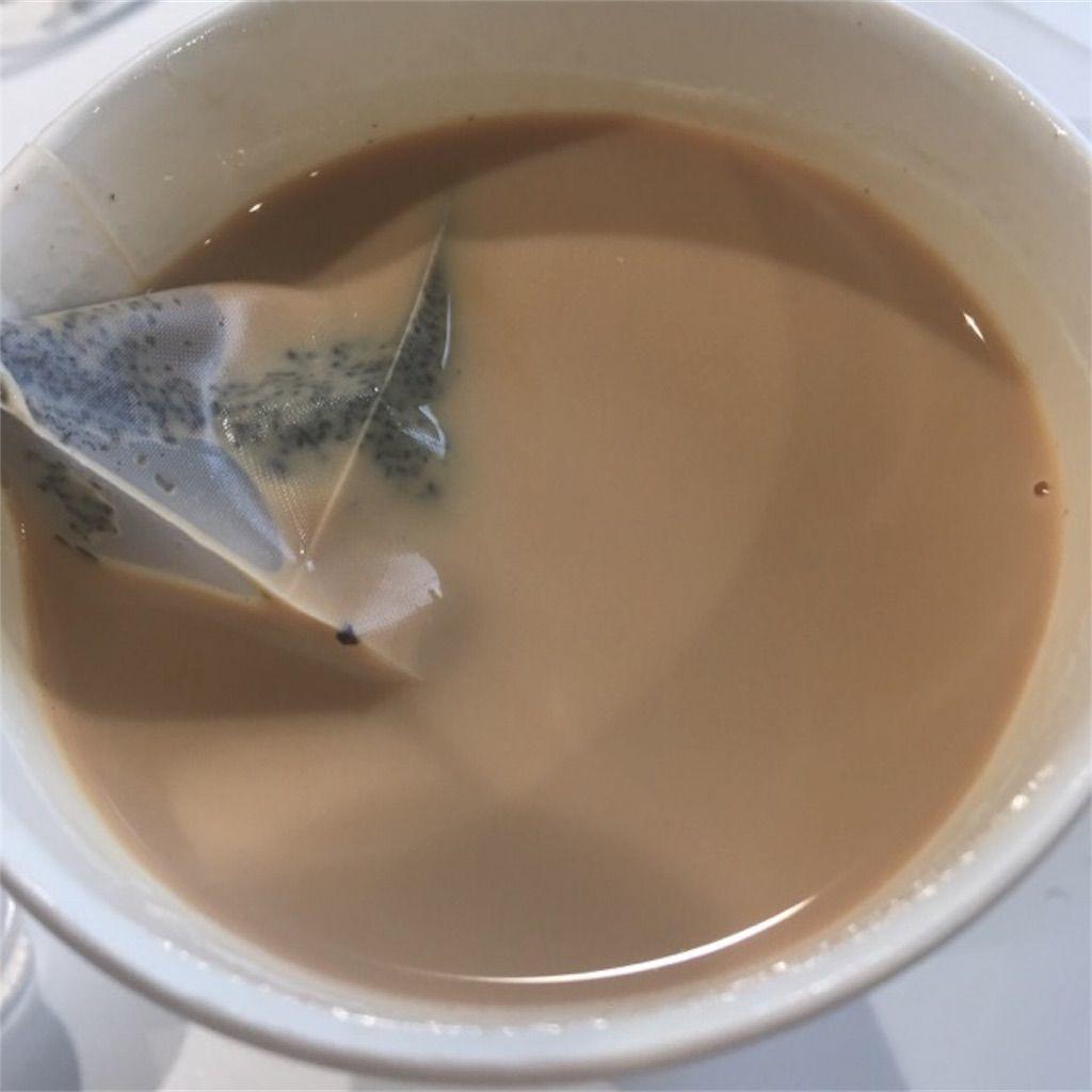 ドトールのロイヤルミルクティーの茶葉