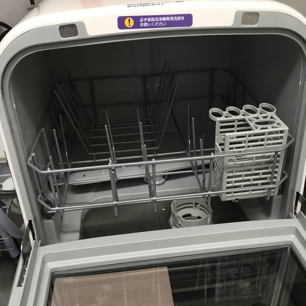 工事のいらない食器洗浄乾燥機「SDW-J5L-W 」の口コミレビュー