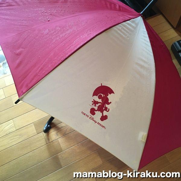 ディズニーシーで買える傘