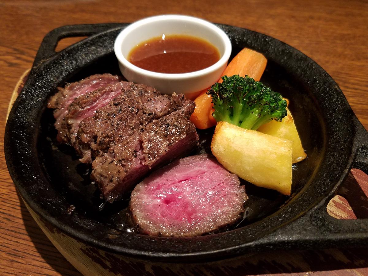 肉料理(赤身)