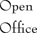 オープンオフィスロゴ 2
