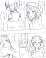 幼女提督と霧島1