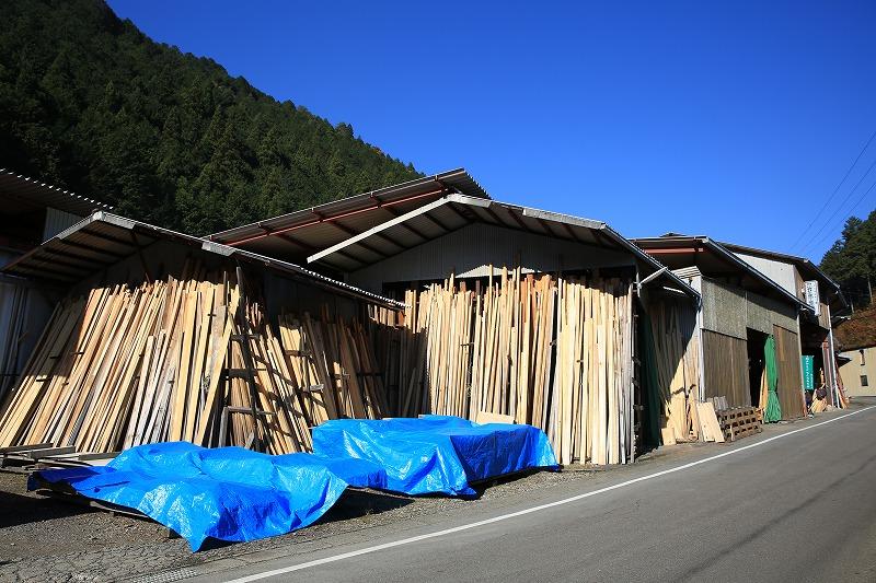 舟山森林生産加工販売協同組合=岐阜県関市上之保・船山地区で