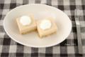 アールグレイのレアチーズケーキ