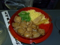 [グランクラス][食]帆立めし 新青森駅で購入