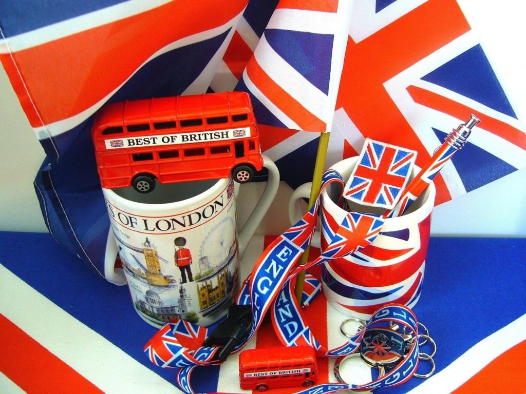 イギリス大好き!