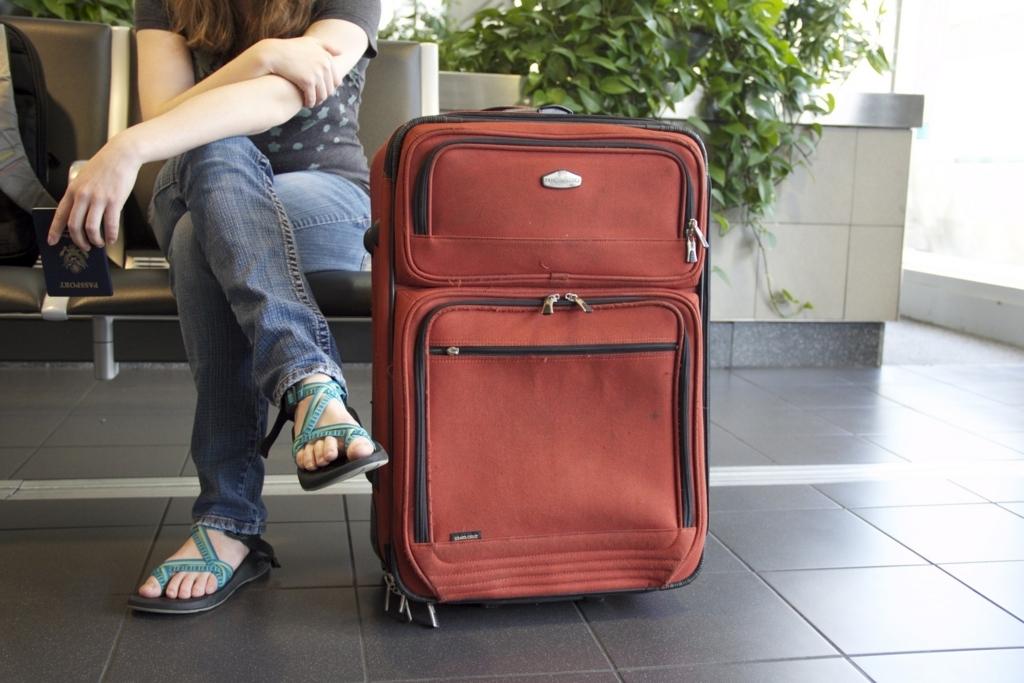 出発時の空港で読んでも役に立つ英会話本