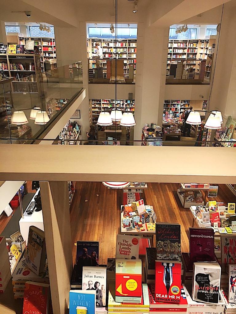 ロンドンのナイスな本屋さん