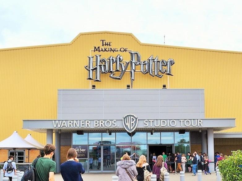 ハリーポッタースタジオ