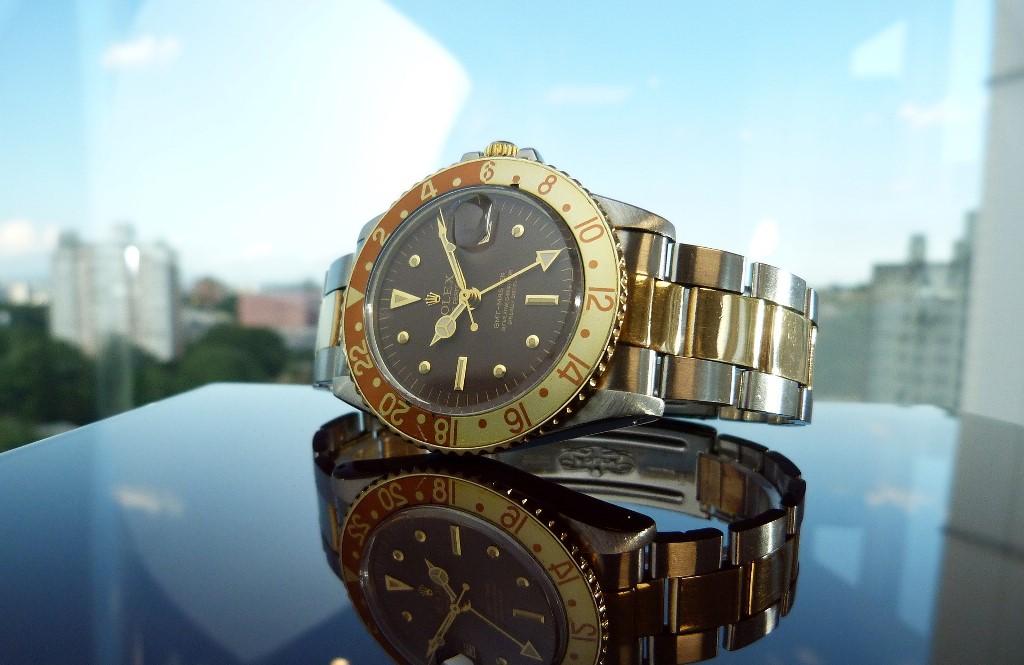 品格のある時計