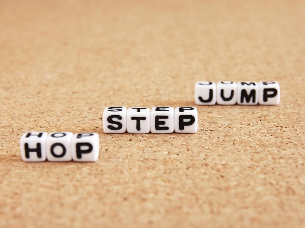 英単語暗記の3つのステップ