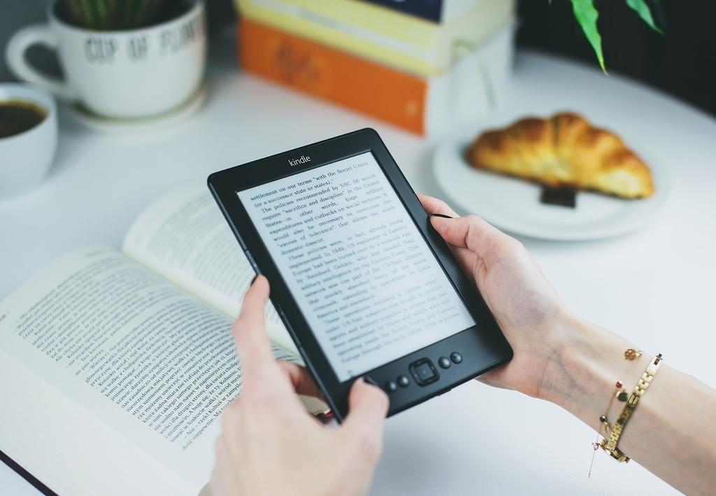 Kindleを英語速読に活用