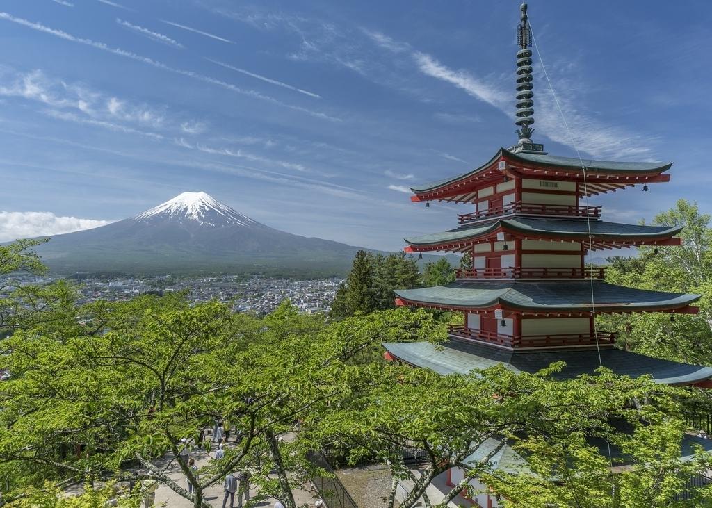 日本の文化と自然