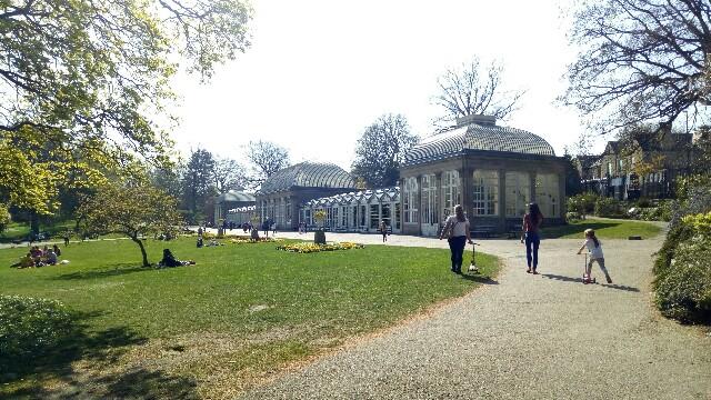 シェフィールド植物園(The Botanical Garden):image