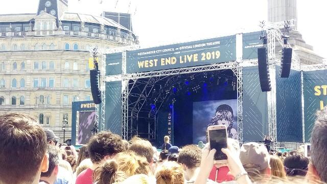 ロンドンの人気ミュージカルのハイライトが一挙に楽しめる『West End Live 2019』:image