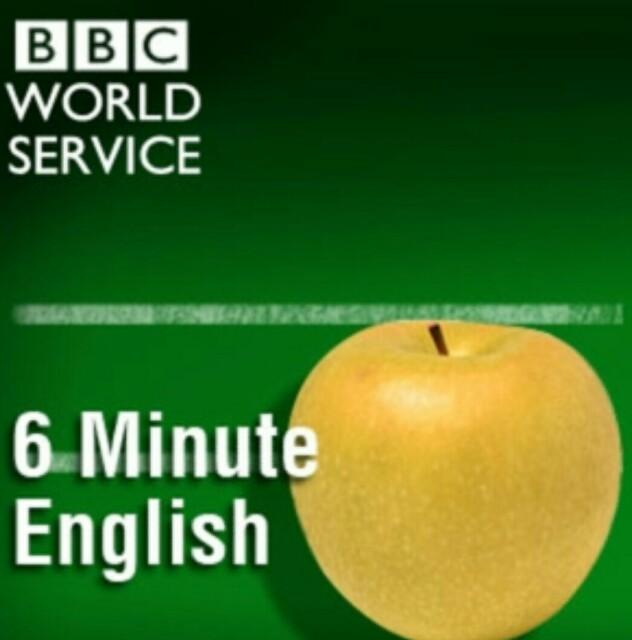 英語学習おすすめポッドキャスト:BBC 6 Minutes English:image