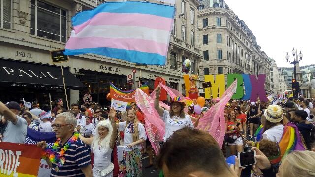 Pride in London 2019 LGBT+:image
