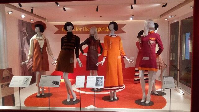 ロンドン発祥ブランド Mary Quant展 in London:image